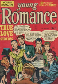 Cover Thumbnail for Young Romance (Derby Publishing, 1948 series) #11