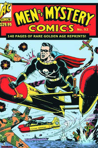 Cover Thumbnail for Men of Mystery Comics (AC, 1999 series) #92