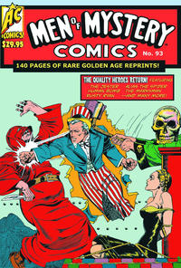 Cover Thumbnail for Men of Mystery Comics (AC, 1999 series) #93