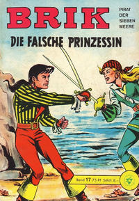 Cover Thumbnail for Brik (Lehning, 1962 series) #17