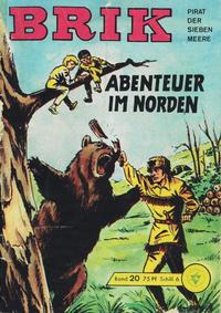 Cover Thumbnail for Brik (Lehning, 1962 series) #20