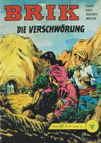 Cover Thumbnail for Brik (Lehning, 1962 series) #21