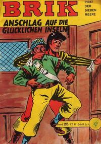 Cover Thumbnail for Brik (Lehning, 1962 series) #25