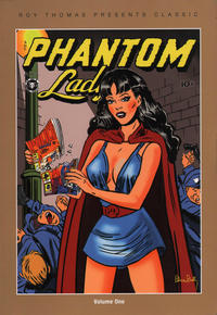 Cover Thumbnail for Roy Thomas Presents Classic Phantom Lady Softee (PS, 2013 series) #1