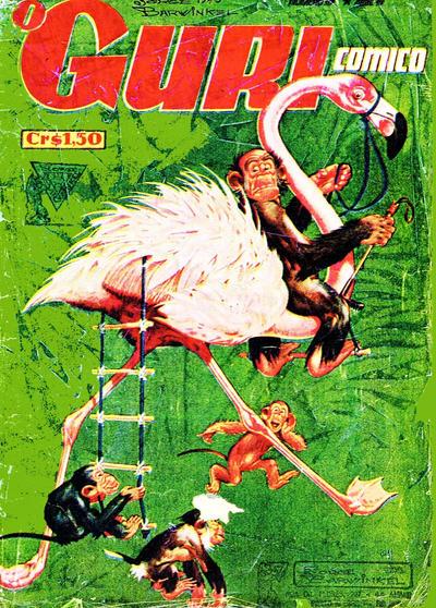 Cover for O Guri Comico (O Cruzeiro, 1940 series) #117