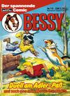 Cover for Bessy (Bastei Verlag, 1982 series) #18