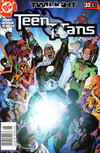 Cover for Teen Titans (DC, 2003 series) #23 [Newsstand]