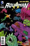 Cover for Aquaman (DC, 2011 series) #31 [Batman '66 Cover]