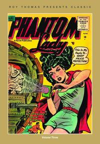 Cover Thumbnail for Roy Thomas Presents Classic Phantom Lady Softee (PS, 2013 series) #3