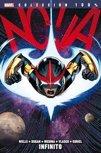 Cover Thumbnail for 100% Marvel. Nova (Panini España, 2013 series) #2