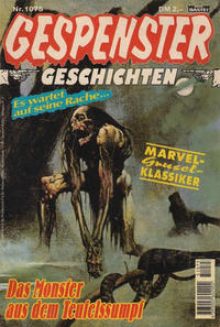 Cover Thumbnail for Gespenster Geschichten (Bastei Verlag, 1974 series) #1075