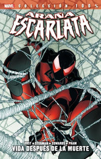 Cover Thumbnail for 100% Marvel. Araña Escarlata (Panini España, 2013 series) #1