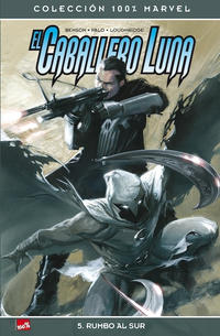 Cover Thumbnail for 100% Marvel: El Caballero Luna (Panini España, 2007 series) #5 - Rumbo al Sur