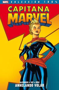 Cover Thumbnail for 100% Marvel. Capitana Marvel (Panini España, 2013 series) #1