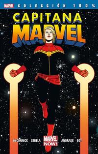 Cover Thumbnail for 100% Marvel. Capitana Marvel (Panini España, 2013 series) #2