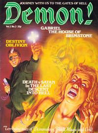 Cover Thumbnail for Demon (Portman Distribution, 1978 series) #2