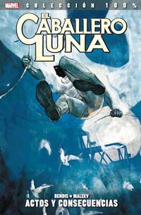 Cover Thumbnail for 100% Marvel. El Caballero Luna (Panini España, 2012 series) #2