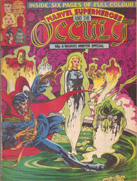 Cover Thumbnail for Marvel Superheroes and the Occult Winter Special (Marvel UK, 1980 series)
