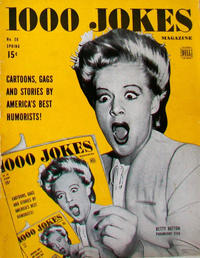 Cover Thumbnail for 1000 Jokes (Dell, 1939 series) #30