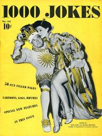Cover Thumbnail for 1000 Jokes (Dell, 1939 series) #22