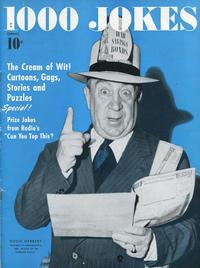 Cover Thumbnail for 1000 Jokes (Dell, 1939 series) #26