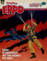 Cover Thumbnail for Eppo (Oberon, 1975 series) #11/1981