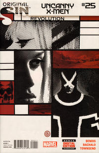 Cover Thumbnail for Uncanny X-Men (Marvel, 2013 series) #25 [Direct Edition]