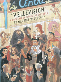 Cover Thumbnail for Vellevision (Drawn & Quarterly, 1997 series)