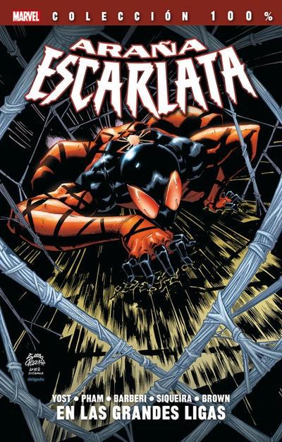 Cover for 100% Marvel. Araña Escarlata (Panini España, 2013 series) #2