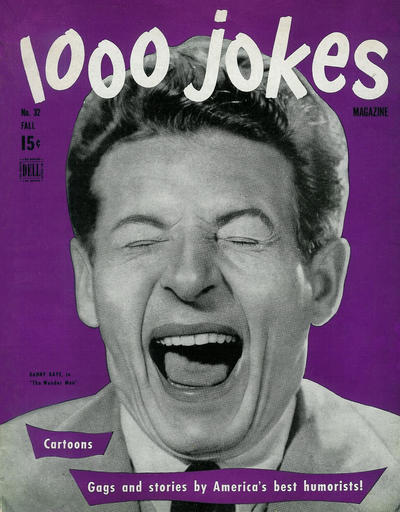 Cover for 1000 Jokes (Dell, 1939 series) #32