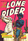 Cover for The Lone Rider (Horwitz, 1950 ? series) #25