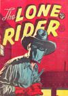 Cover for The Lone Rider (Horwitz, 1950 ? series) #30