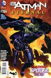 Cover for Batman Eternal (DC, 2014 series) #24