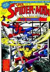 Cover for Super Spider-Man TV Comic (Marvel UK, 1981 series) #456