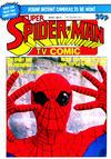 Cover for Super Spider-Man TV Comic (Marvel UK, 1981 series) #457