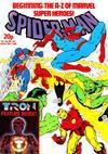 Cover for Super Spider-Man TV Comic (Marvel UK, 1981 series) #504