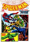 Cover for Super Spider-Man TV Comic (Marvel UK, 1981 series) #508