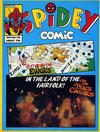 Cover for Spidey Comic (Marvel UK, 1985 series) #662