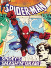 Cover for Spider-Man Comic (Marvel UK, 1984 series) #628