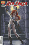 Cover for Red Sonja (Dynamite Entertainment, 2013 series) #10 [Variant Cover]