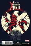 Cover Thumbnail for Uncanny X-Men (2013 series) #25 [Phantom City Creative Maos Agents of S.H.I.E.L.D. Variant]