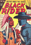 Cover for Black Rider (Horwitz, 1954 series) #26
