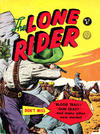 Cover for The Lone Rider (Horwitz, 1950 ? series) #5