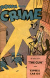 Cover for Down with Crime (Cleland, 1950 ? series) #5