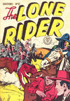 Cover for The Lone Rider (Horwitz, 1950 ? series) #21