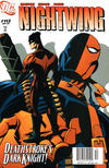 Cover Thumbnail for Nightwing (1996 series) #113 [Newsstand Edition]