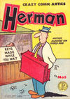 Cover for Herman (Atlas, 1955 ? series) #5
