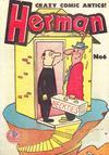 Cover for Herman (Atlas, 1955 ? series) #6