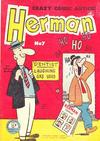 Cover for Herman (Atlas, 1955 ? series) #7