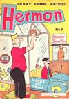 Cover for Herman (Atlas, 1955 ? series) #3
